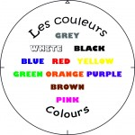<b>COULEURS COLORS</b> <br />